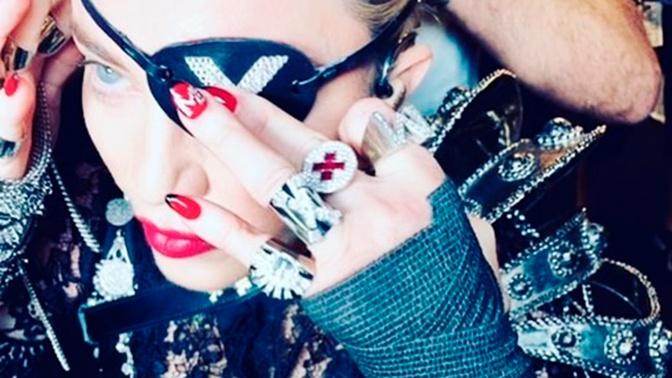 Мадонна представит новый сингл в финале «Евровидения»