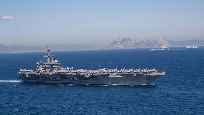 СМИ: ряд стран Персидского залива согласились размещать войска США