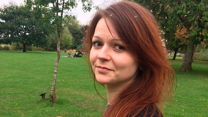СМИ: Юлия Скрипаль собралась сделать публичное заявление