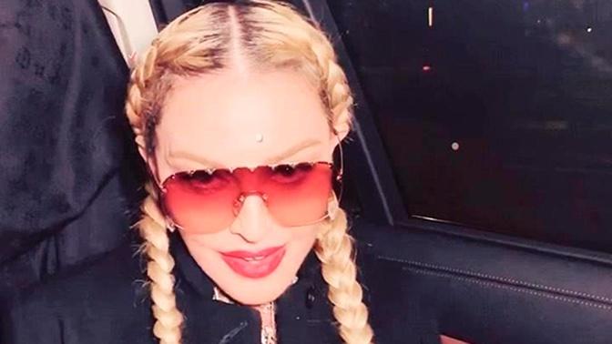 Часовня за 40 секунд: стали известны подробности выступления Мадонны на «Евровидении»