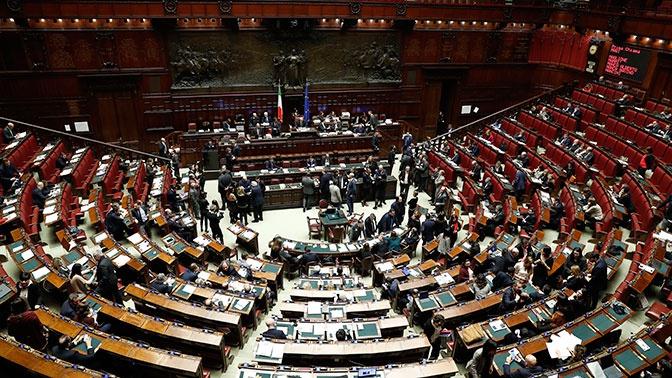 В Италии призвали отменить санкции против России