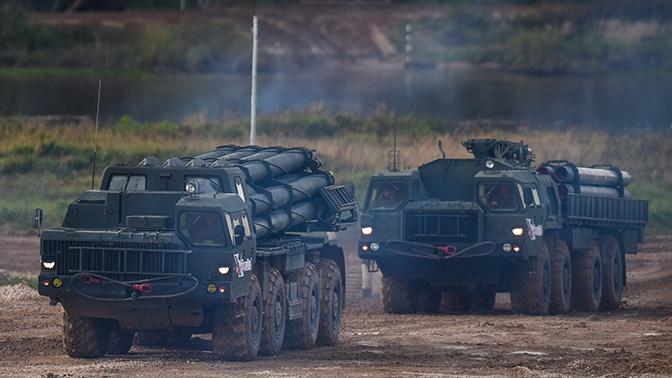 Первая бригада новейших «Торнадо-С» поставлена в войска