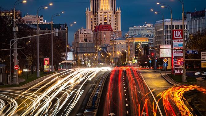 В Москве перекроют движение на Садовом кольце
