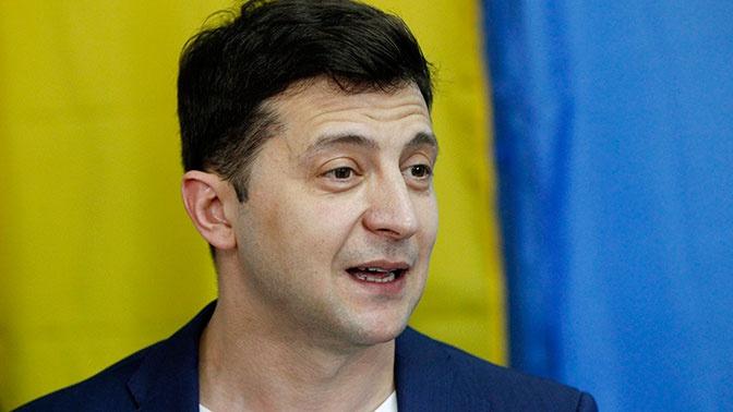 СМИ выяснили, каким будет первый указ избранного Зеленского