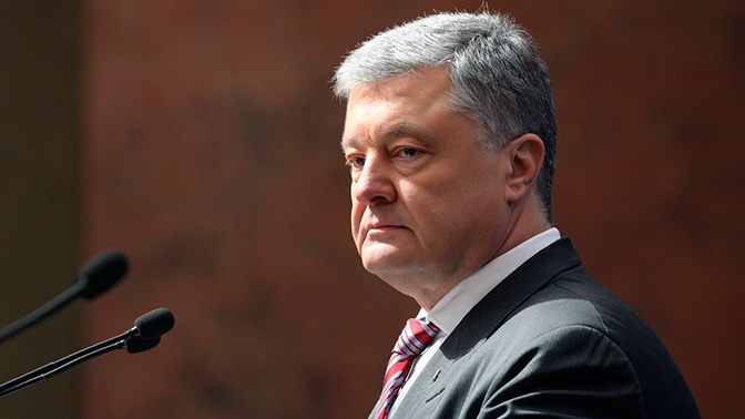 Порошенко отправил в отставку главу администрации президента