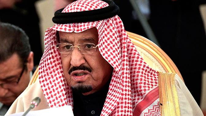 Саудовский король созвал экстренный саммит арабских лидеров