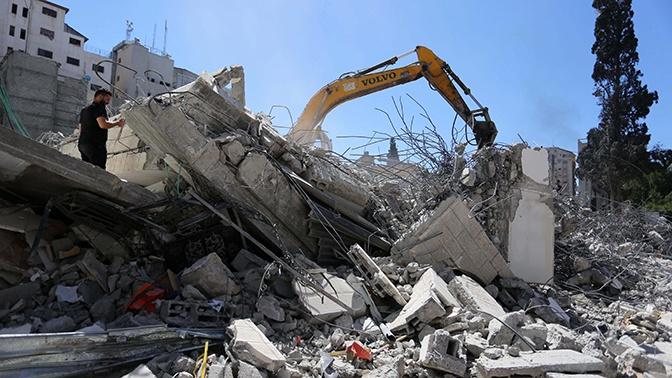 ХАМАС и Израиль договорились о перемирии