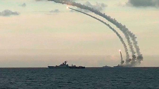 ТОФ получит три носителя крылатых ракет «Калибр»