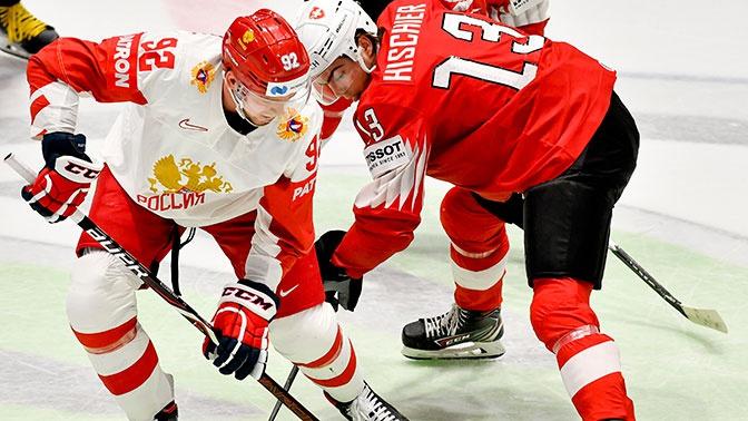 «Нам было очень тяжело»: тренер Швейцарии о хоккейном матче против России