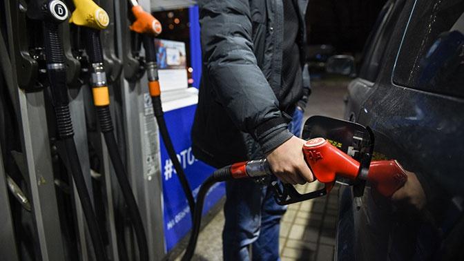 Козак заявил об отсутствии угрозы роста цен на бензин