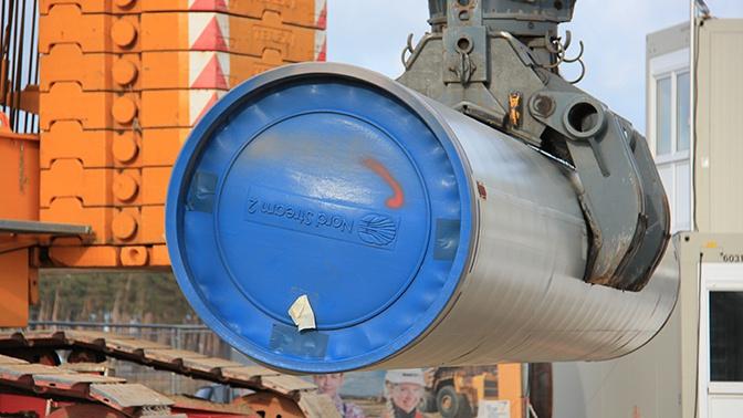 В Кремле ответили на возможные санкции США против «Северного потока - 2»