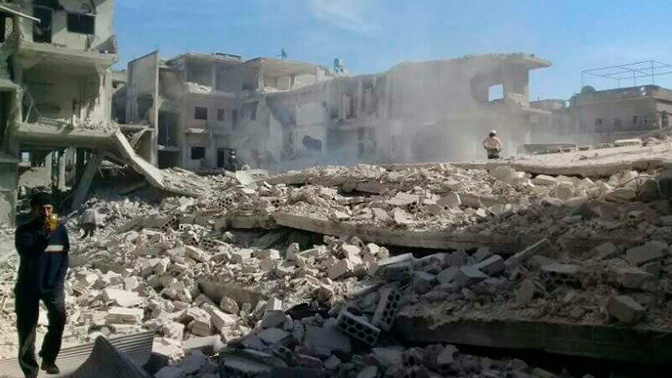 Внутренний документ ОЗХО поставил под сомнения официальный доклад о «химатаке» в Сирии