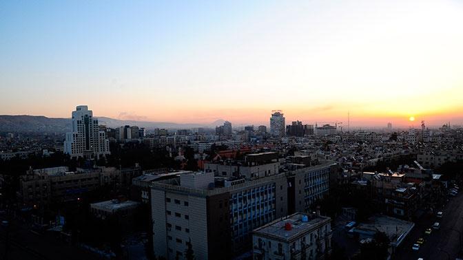 США вновь заподозрили власти Сирии в «применении» химоружия