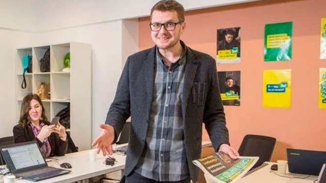 Зеленский назначил замглавы СБУ основателя студии «Квартал 95»