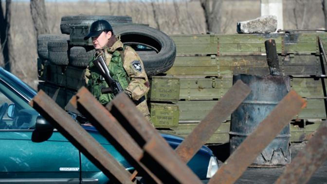 Стали известны подробности захвата украинских военнослужащих в ДНР