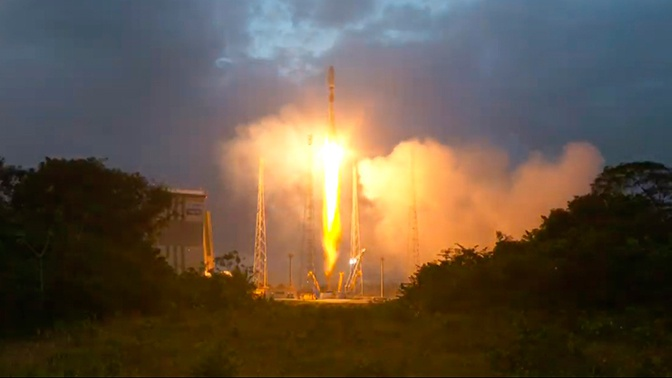 В России создадут новую метановую ракету на замену «Союзу»