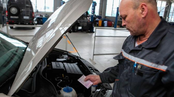 В Госдуме приняли в третьем чтении проект о фотофиксации техосмотра автомобилей