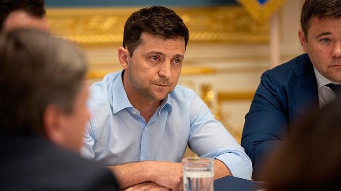Зеленский оценил отказ Верховной рады рассмотреть его законопроекты