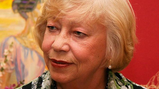 Умерла российский историк Наталия Басовская