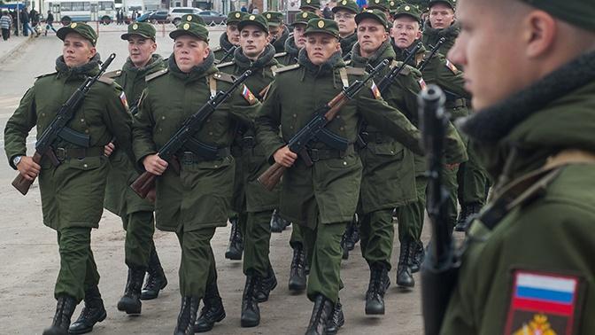 В Минобороны РФ разъяснили ситуацию с должностью главного сержанта