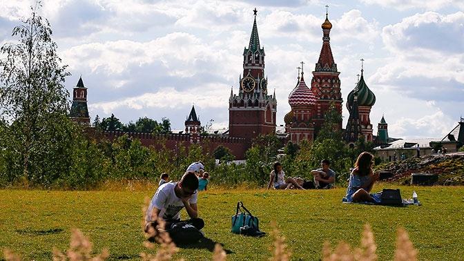 Жаркие, майские, твои: на Москву наступает антициклон с Черного моря