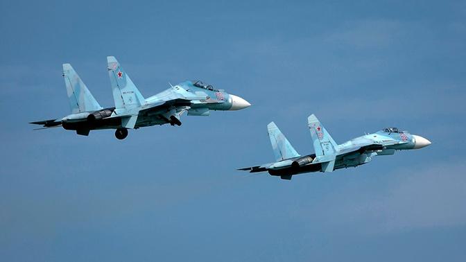 ВКС РФ трижды за неделю поднимались на перехват иностранных разведчиков