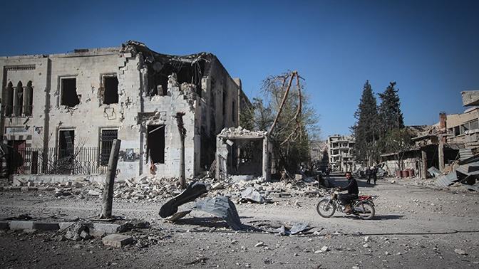 Армия Сирии отразила массированное наступление террористов в Хаме