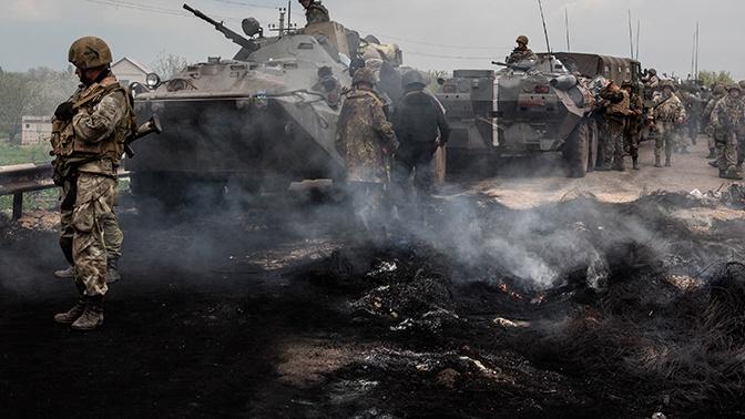 Глава Генштаба ВСУ признался в своем побеге из Иловайска во время боев