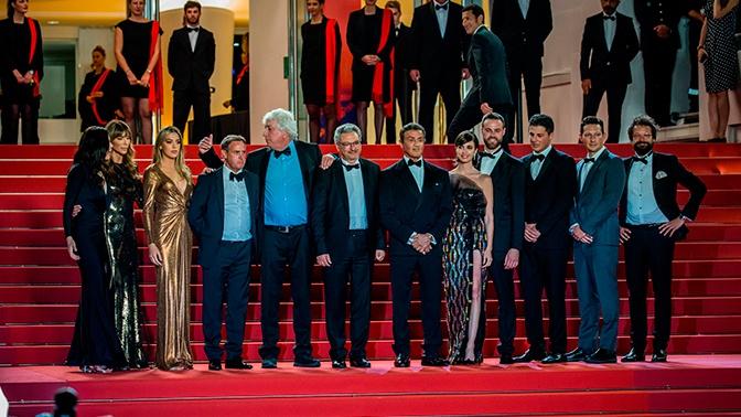 Париж, Бакурау, Ленинград: стали известны главные победители Каннского кинофестиваля
