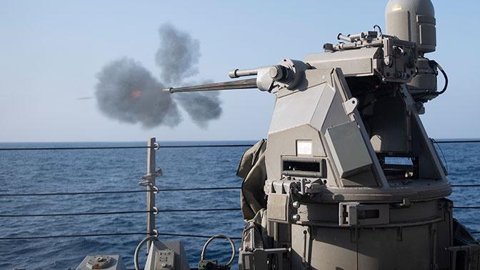 «Уйдут на дно морское»: Иран пригрозил эсминцам ВМС США секретным оружием