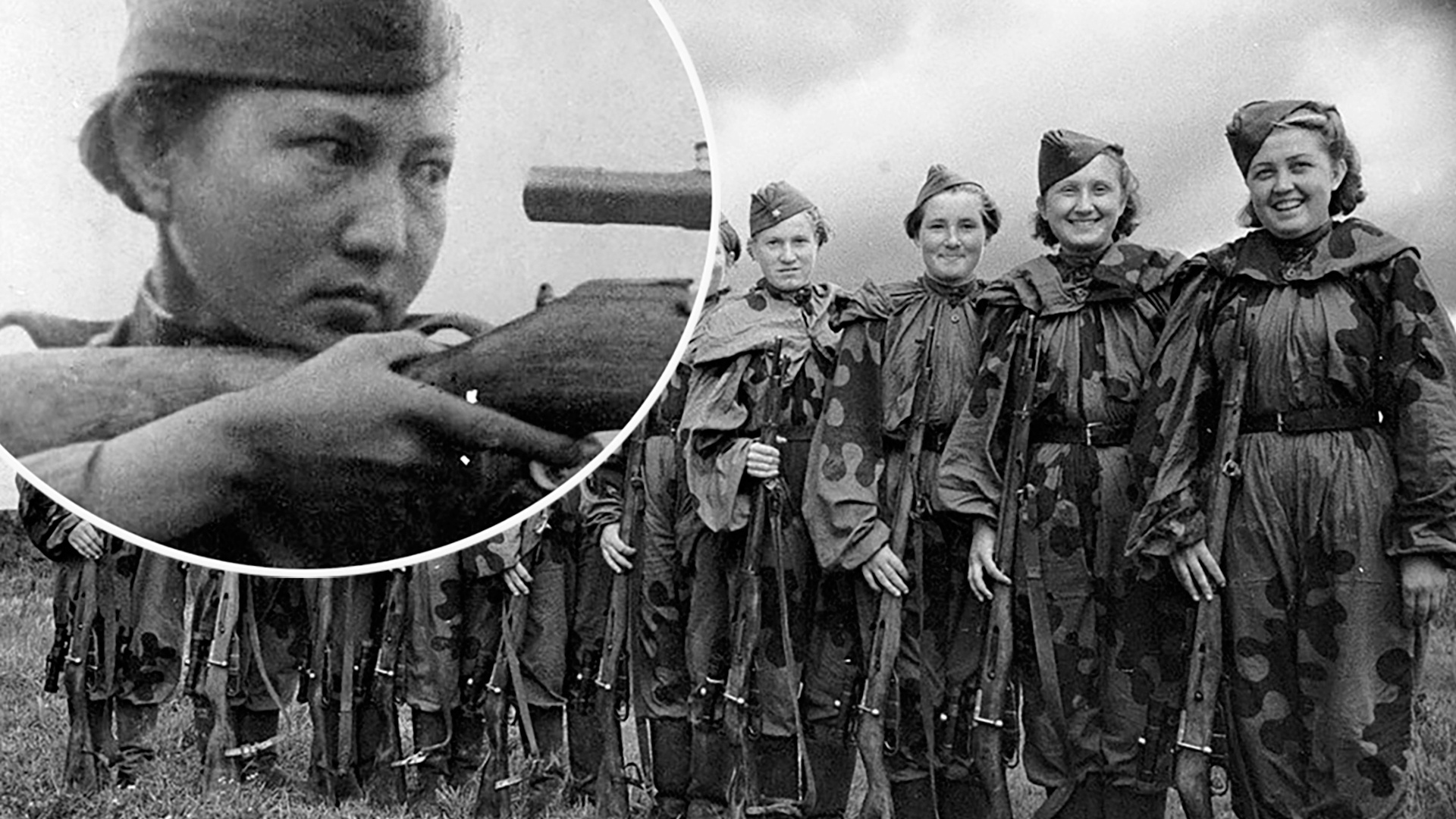 Отвага и меткость: как 18-летняя Алия Молдагулова воодушевляла советских девушек-снайперов