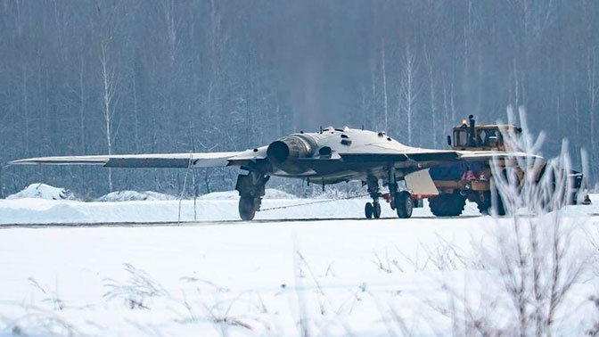«Охотник» выходит из тени: на форуме «Армия» впервые покажут российский ударный БПЛА