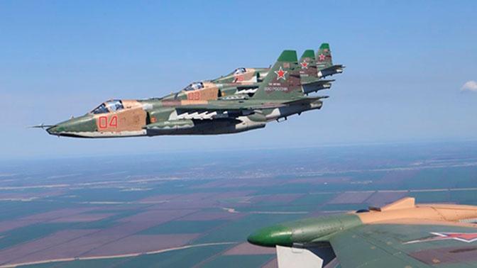 Авиаполк на Ставрополье усилен новейшим штурмовиком Су-25СМ3 «Суперграч»