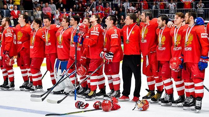 сборная россии по хоккею состав фото решение
