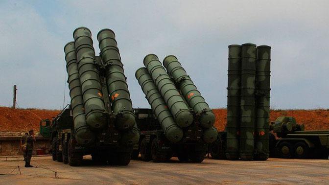 Россия поставит Турции С-400 летом