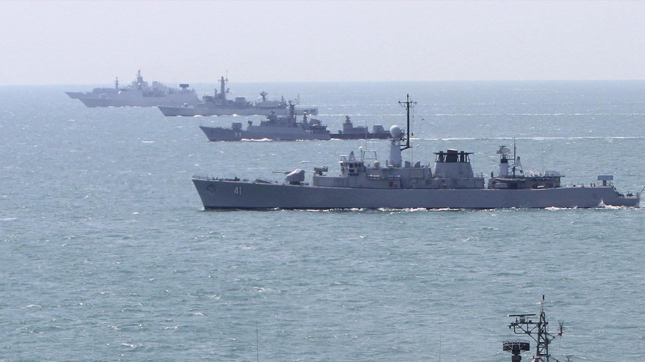 Крым. НАТО здесь не надо