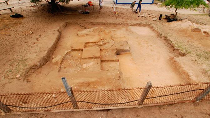 Загадочное 5000-летнее кладбище обнаружили во Франции