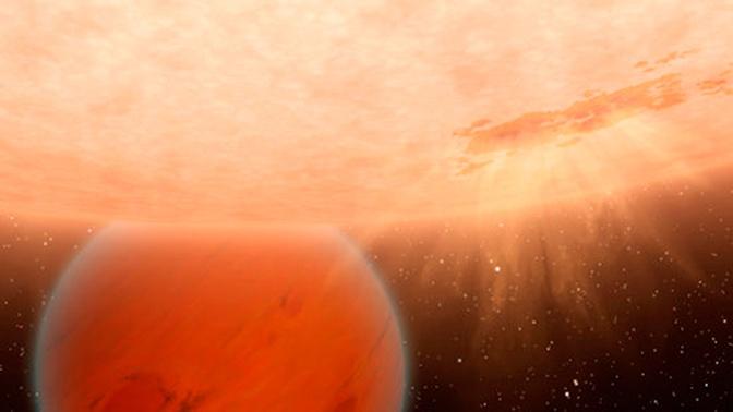 Ученые нашли удивительную планету-изгой в «зоне смерти»