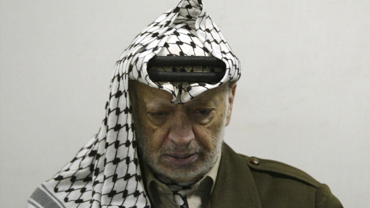 Война и мир Ясира Арафата