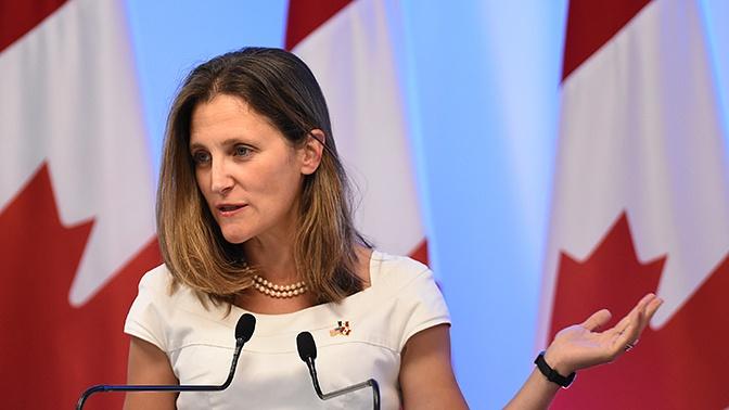 Канада закрыла свое посольство в Венесуэле