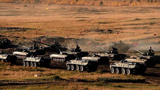 Сухопутные войска РФ проведут шесть учений с армиями других стран в 2019 году