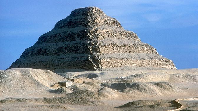 Уникальная находка обнаружена в гробнице древнеегипетского фараона