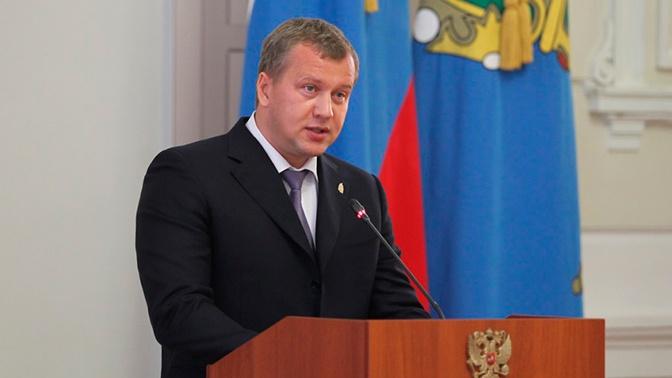 Путин принял отставку губернатора Астраханской области Морозова
