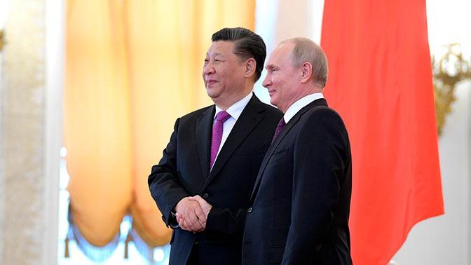 Россия и Китай выступили за разрешение разногласий между Москвой и Вашингтоном по ДРСМД