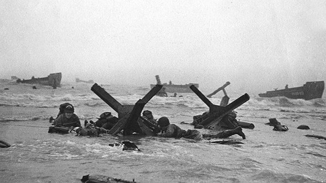 Российская делегация не поедет на торжества в честь годовщины высадки в Нормандии