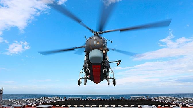 «Морские асы»: летчики ВМФ РФ уничтожили подводные мишени в Черном море