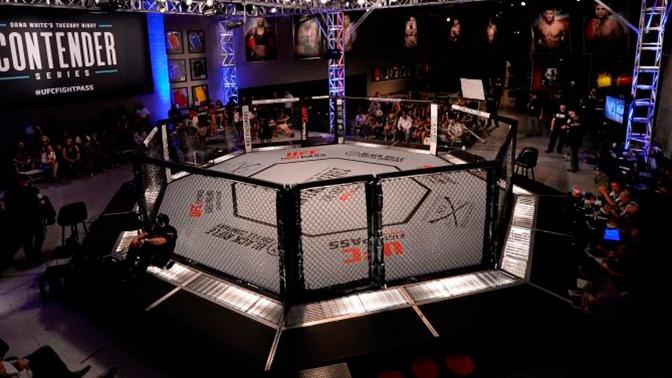 Названа дата следующего турнира UFC в России