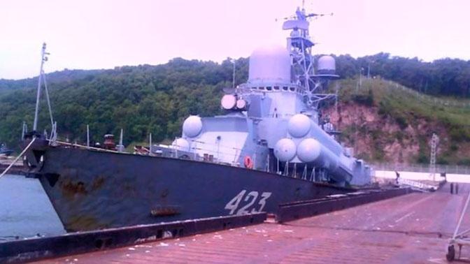 Корабль «Смерч» с ракетами «Уран» вышел на ходовые испытания после модернизации