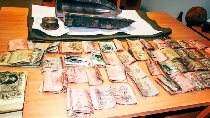 Царский сюрприз: в Эстонии нашли клад в снаряде времен Первой мировой