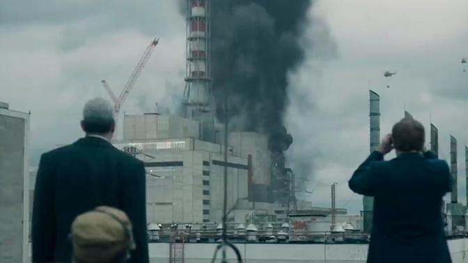 На Украине объяснили, почему сериал «Чернобыль» снимался за границей